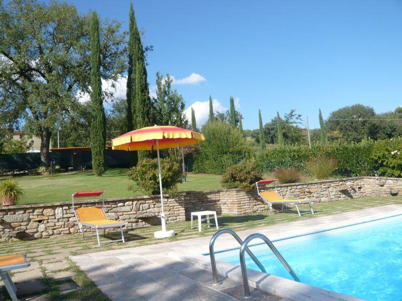 Piscina Affitto Villa  116579 Anghiari
