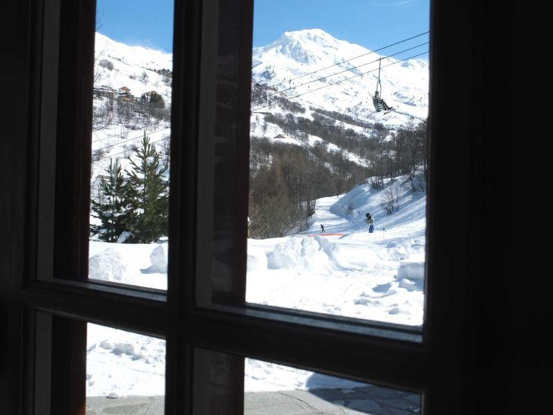 Vista dalla casa vacanze Affitto Agriturismo 117285 Valmeinier
