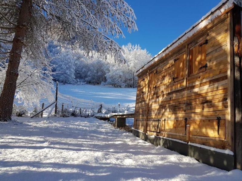 Vista nelle vicinanze Affitto Agriturismo 117285 Valmeinier