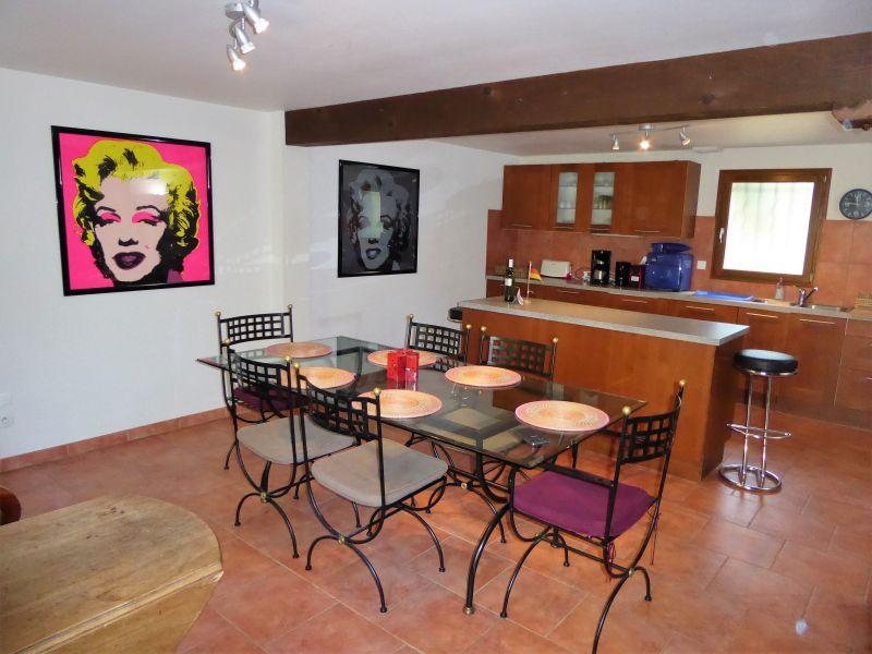 Cucina all'americana Affitto Casa 117595 Fontainebleau