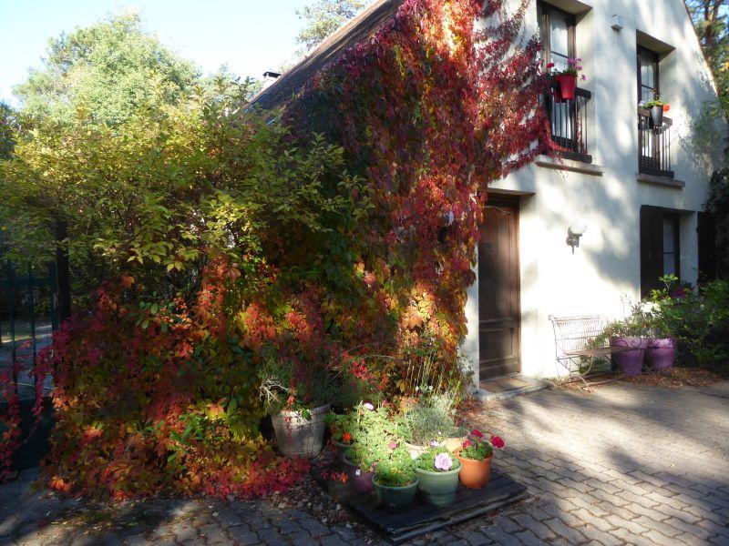 Vista esterna della casa vacanze Affitto Casa 117595 Fontainebleau