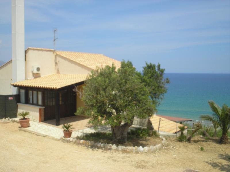 Vista dal terrazzo Affitto Casa 67481 Castellammare del Golfo