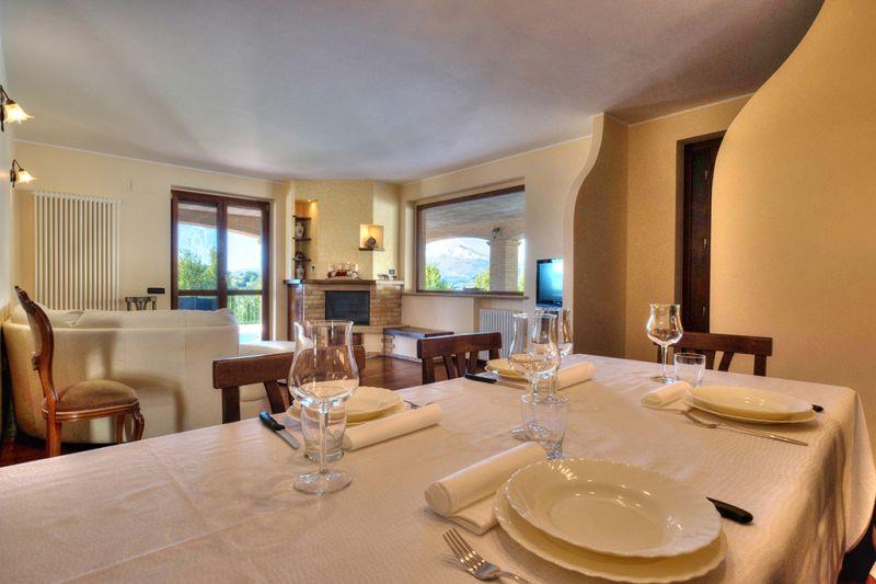 Cucina all'americana Affitto Villa  70350 Fermo
