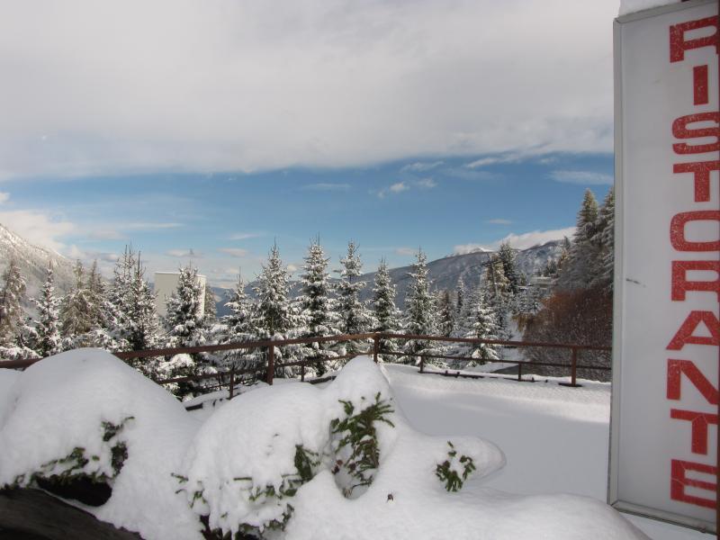 Vista dalla casa vacanze Affitto Appartamento 74205 Marilleva