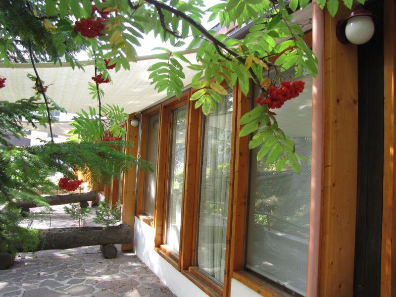 Vista esterna della casa vacanze Affitto Appartamento 74205 Marilleva