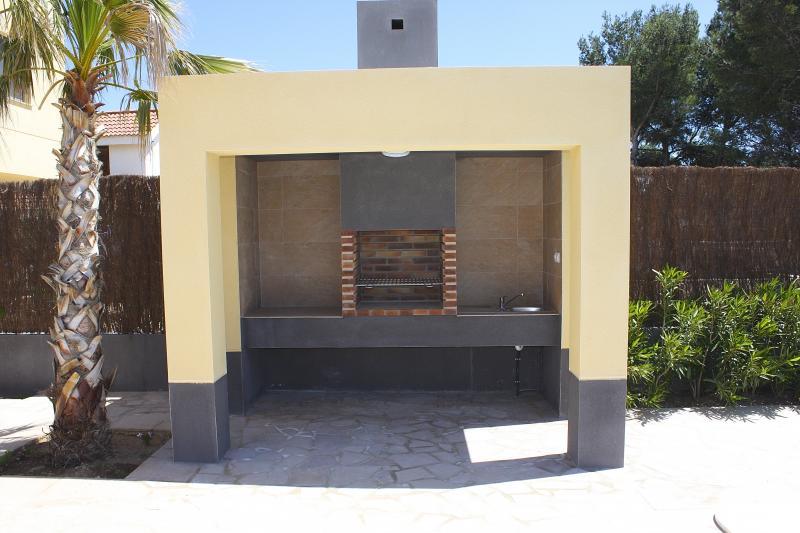 Barbecue Affitto Chalet 77819 La Ametlla de Mar