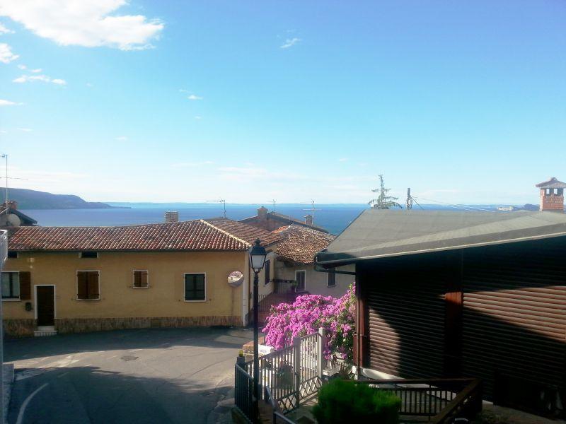 Vista dalla casa vacanze Affitto Appartamento 78009 Toscolano-Maderno