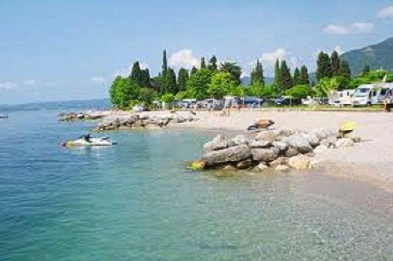 Spiaggia Affitto Appartamento 78009 Toscolano-Maderno