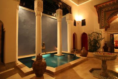 Piscina Affitto B&B 78024 Marrakech