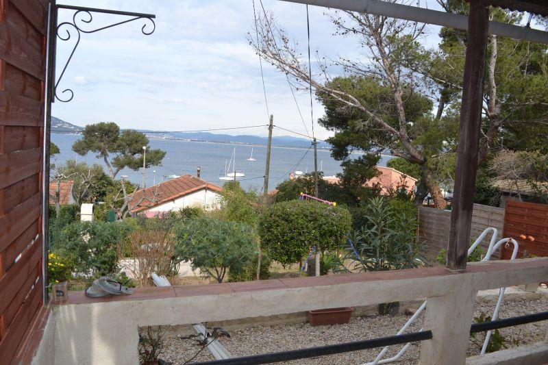 Vista dal terrazzo Affitto Agriturismo 81394 Hyères