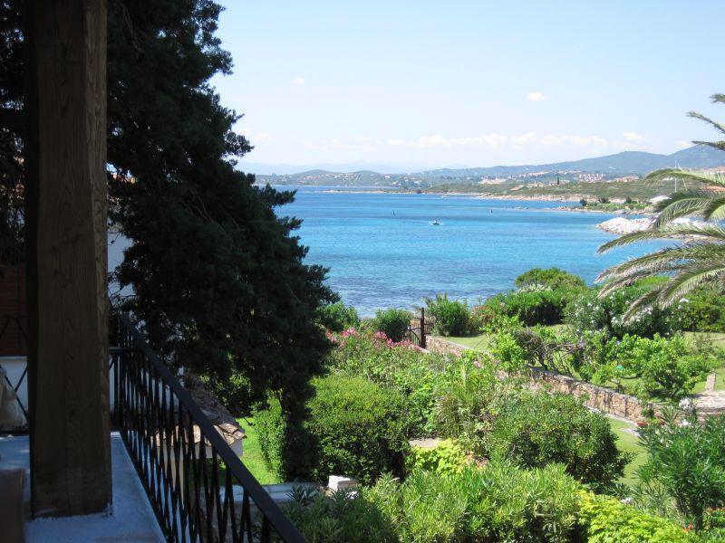 Vista dalla casa vacanze Affitto Appartamento 83848 Golfo Aranci
