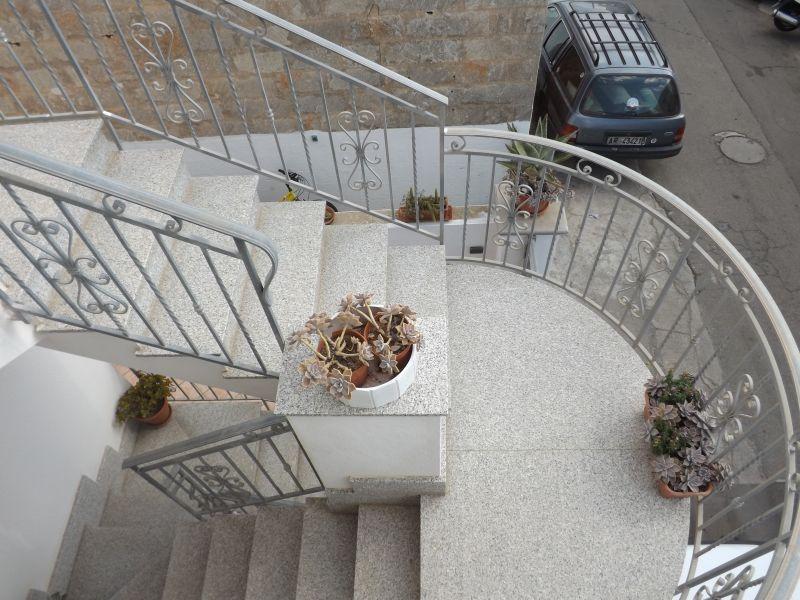 Vista esterna della casa vacanze Affitto Appartamento 84118 Santa Maria di Leuca