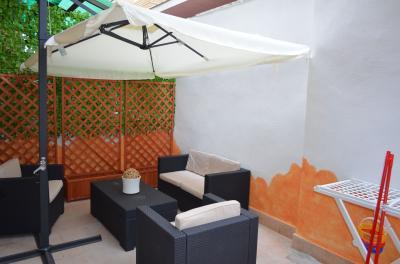 Giardino Affitto Appartamento 84250 Roma