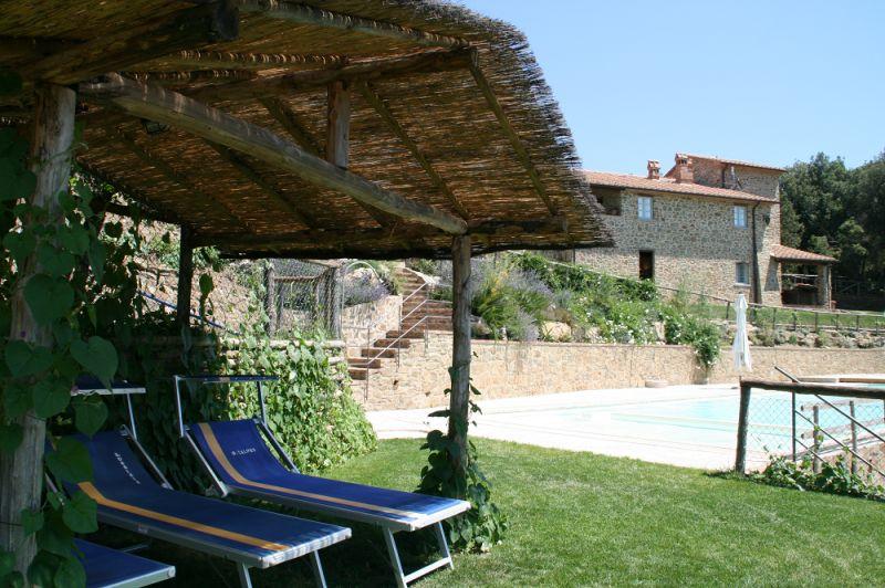 Giardino Affitto Agriturismo 84892 Siena