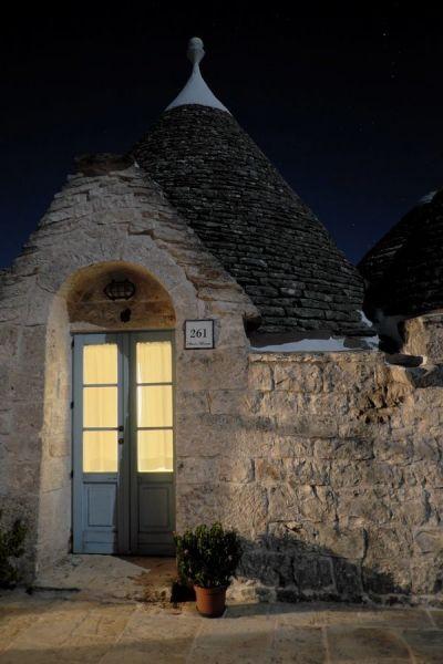 Vista esterna della casa vacanze Affitto Alloggio insolito 85263 Martina Franca