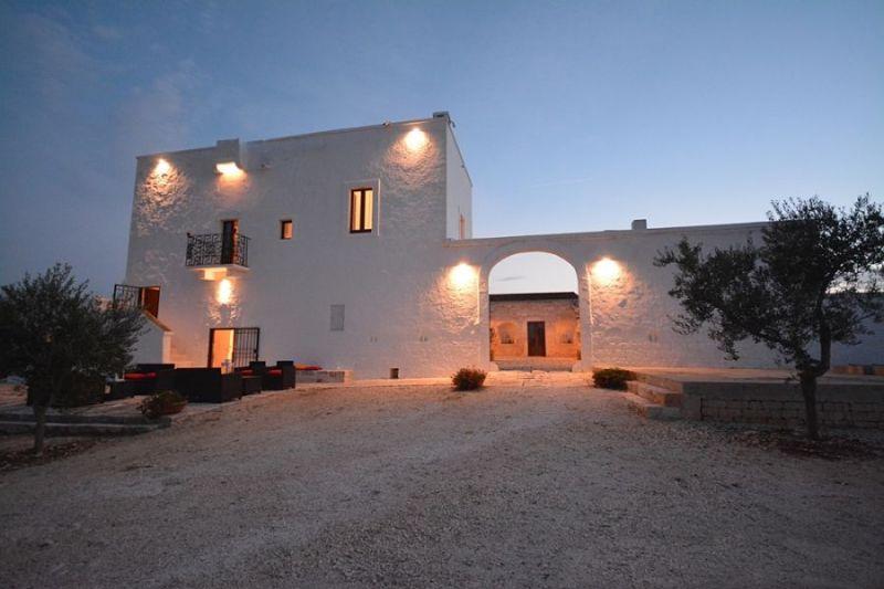 Entrata Affitto Castello 89049 Polignano a Mare