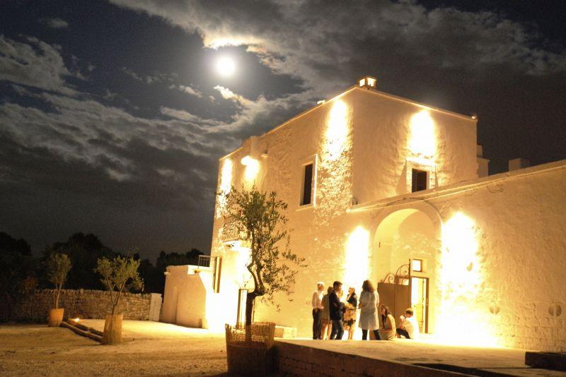 Vista esterna della casa vacanze Affitto Castello 89049 Polignano a Mare