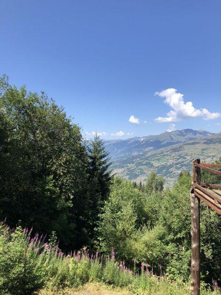 Vista dal terrazzo Affitto Chalet 89274 Les Arcs