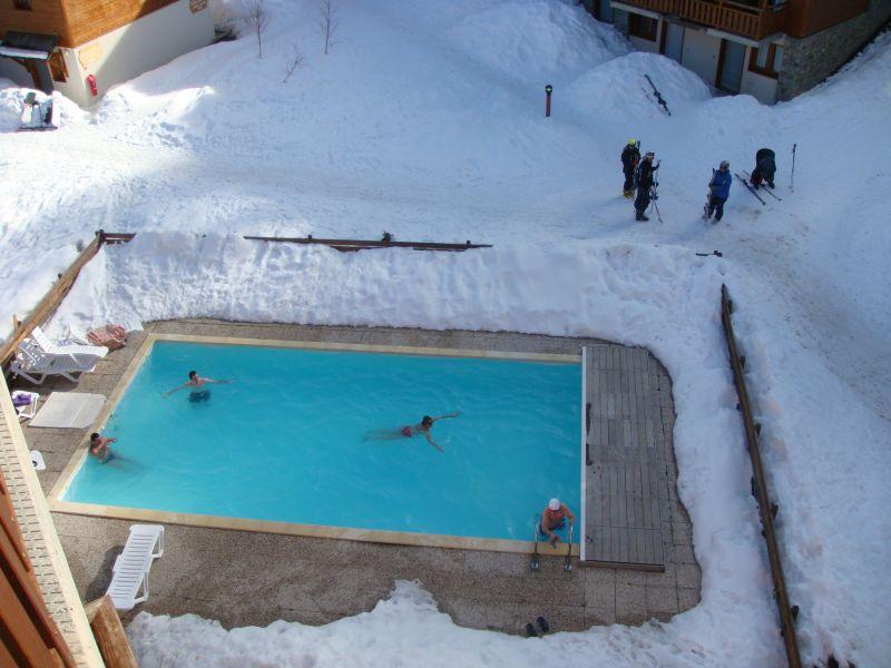 Piscina Affitto Appartamento 92347 Puy Saint Vincent