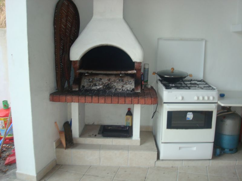 Barbecue Affitto Villa  93578 Grand Baie