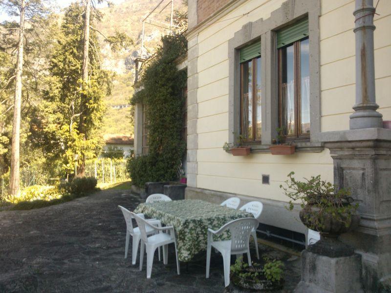 Terrazzo Affitto Appartamento 94010 Lierna