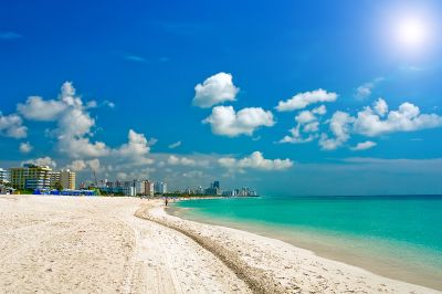 Spiaggia Affitto Monolocale 94128 Miami Beach