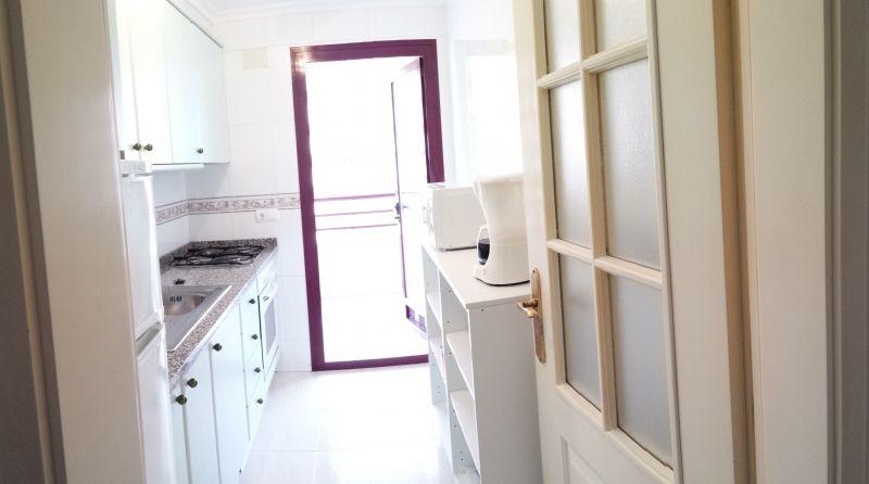 Cucina separata Affitto Appartamento 106452 Calpe