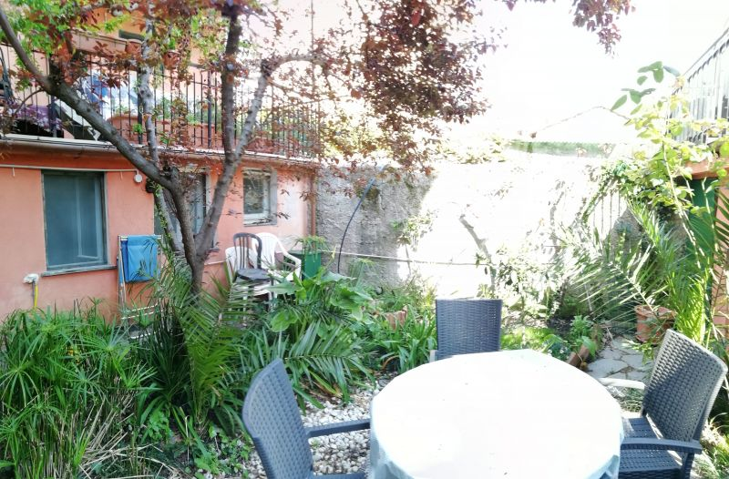 Giardino Affitto Appartamento 108814 Levanto