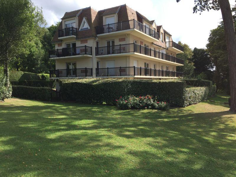 Vista esterna della casa vacanze Affitto Appartamento 112240 Trouville sur Mer