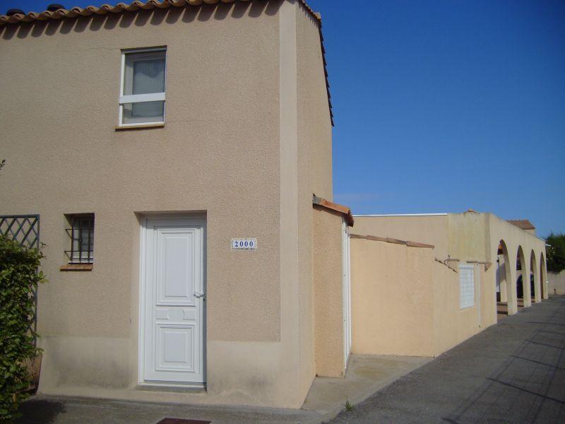 Vista esterna della casa vacanze Affitto Casa 112317 Frontignan