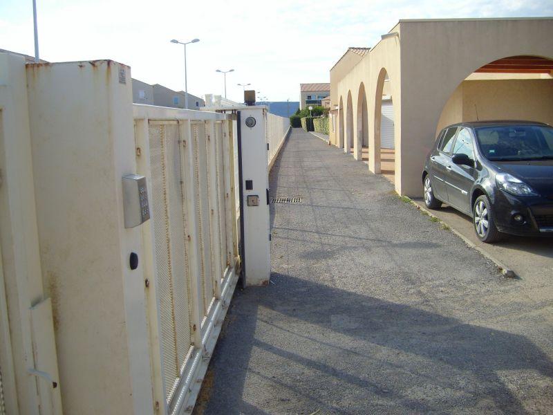 Parcheggio Affitto Casa 112317 Frontignan