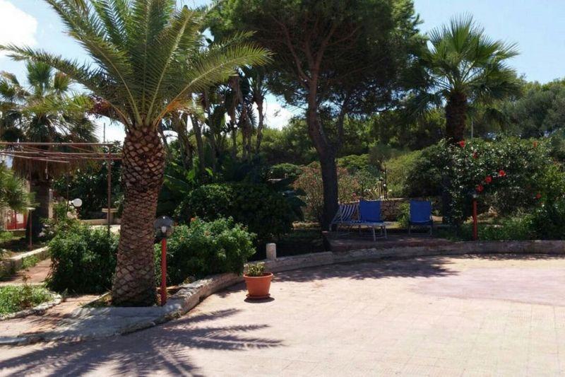 Vista esterna della casa vacanze Affitto Villa  112450 San Vito lo Capo