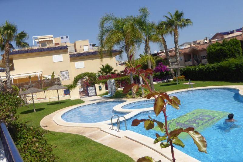 Piscina Affitto Appartamento 112598 Alicante