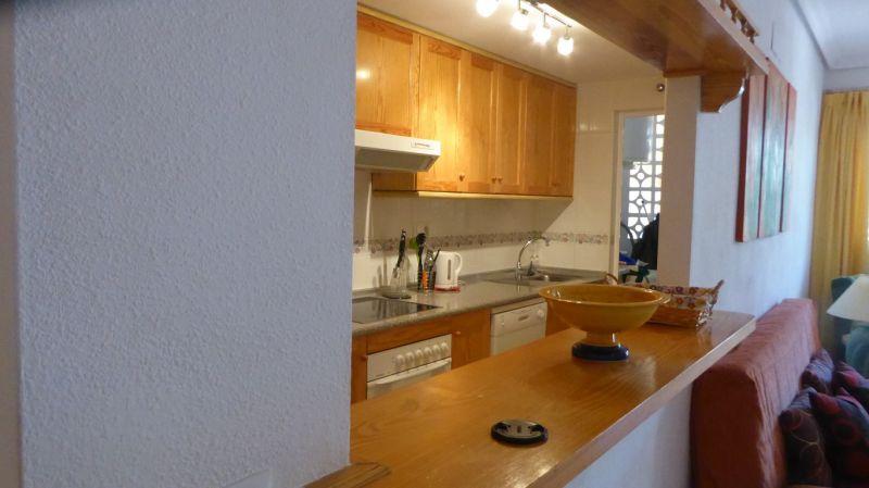 Cucina all'americana Affitto Appartamento 112598 Alicante