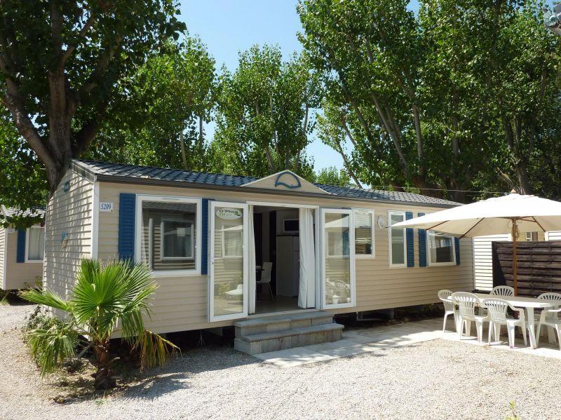 Vista esterna della casa vacanze Affitto Casa mobile 113311 Port Grimaud