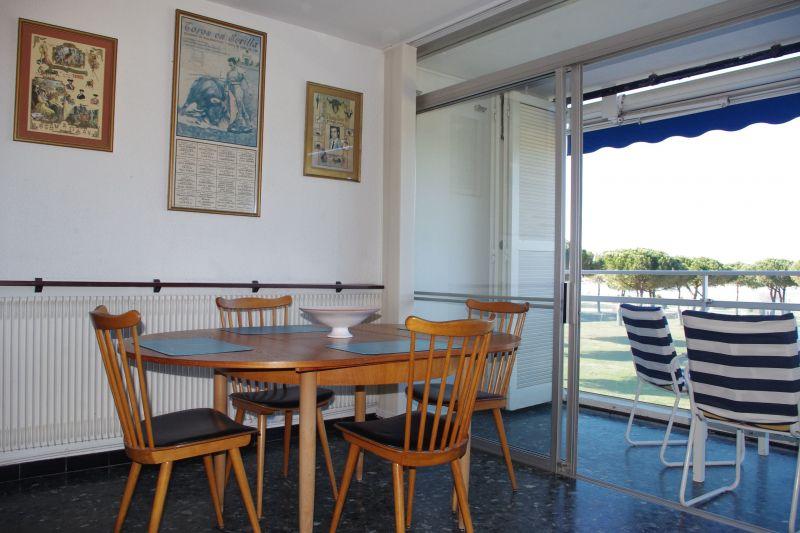 Sala da pranzo Affitto Appartamento 114395 Le Grau du Roi
