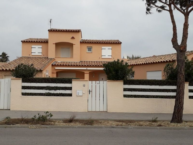 Vista esterna della casa vacanze Affitto Casa 115740 Le Barcares