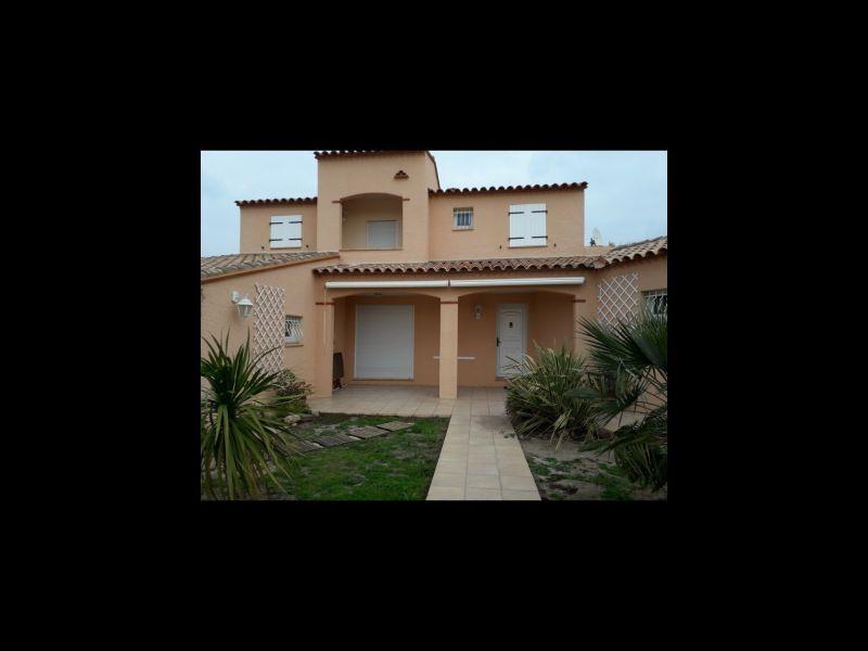 Vista dal terrazzo Affitto Casa 115740 Le Barcares