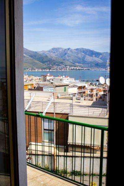 Vista dal balcone Affitto Appartamento 115990 Gaeta