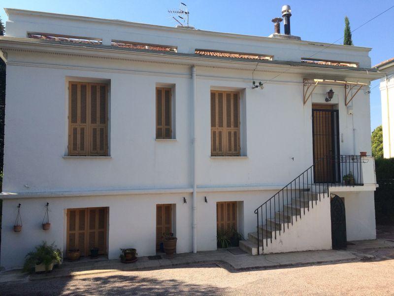 Vista esterna della casa vacanze Affitto Appartamento 116620 Nizza