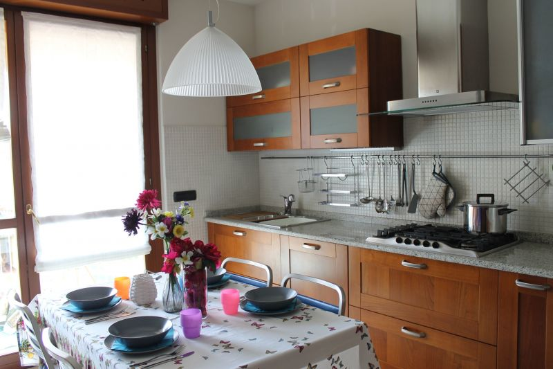 Cucina separata Affitto Appartamento 116716 Peschiera del Garda