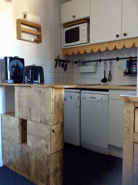Angolo cottura Affitto Appartamento 117520 Risoul 1850
