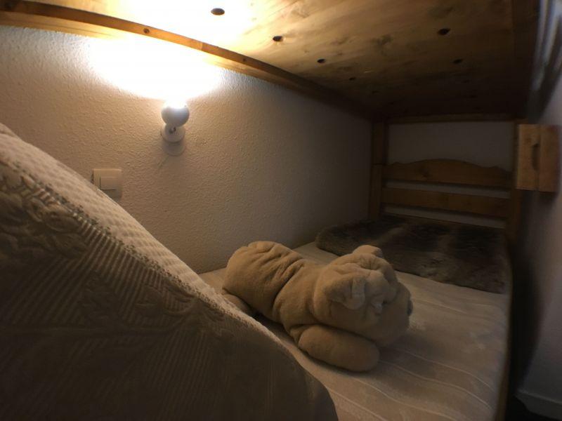 Zona notte aperta Affitto Appartamento 117520 Risoul 1850