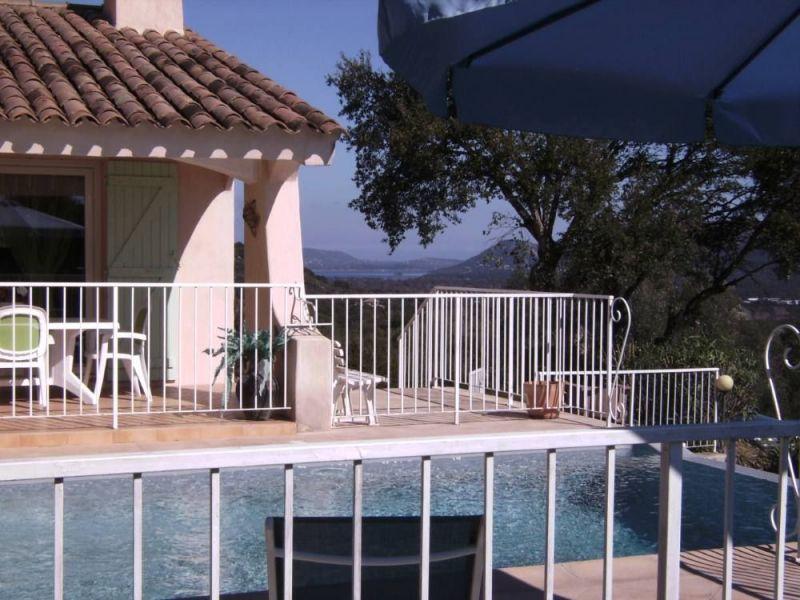 Vista dalla casa vacanze Affitto Villa  118176 Porto Vecchio