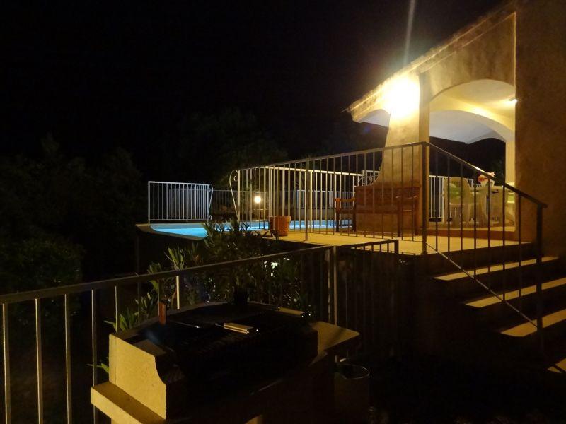 Vista esterna della casa vacanze Affitto Villa  118176 Porto Vecchio