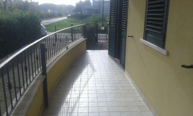 Vista dalla casa vacanze Affitto Appartamento 119098 Giulianova