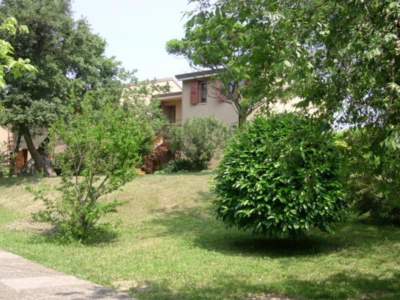 Vista esterna della casa vacanze Affitto Appartamento 63981 Manerba del Garda