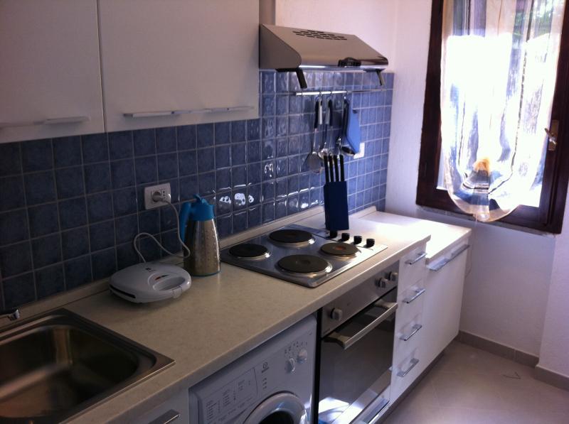 Cucina separata Affitto Appartamento 67082 Santa Margherita di Pula