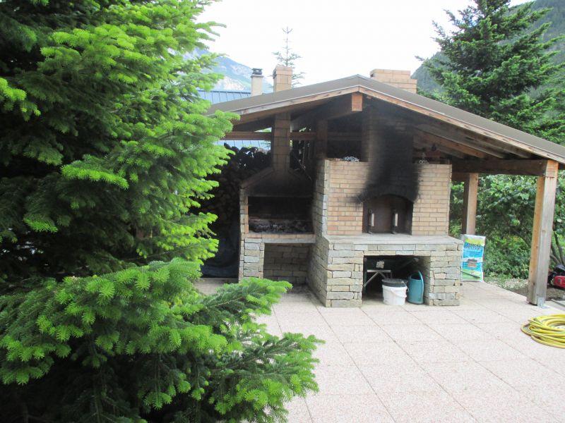 Vista esterna della casa vacanze Affitto Appartamento 68568 Pelvoux