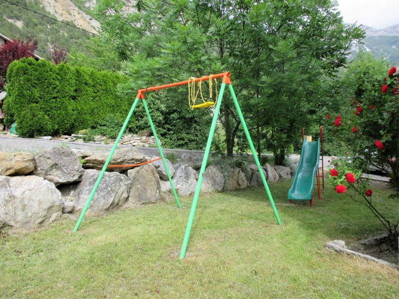Giardino Affitto Appartamento 68568 Pelvoux